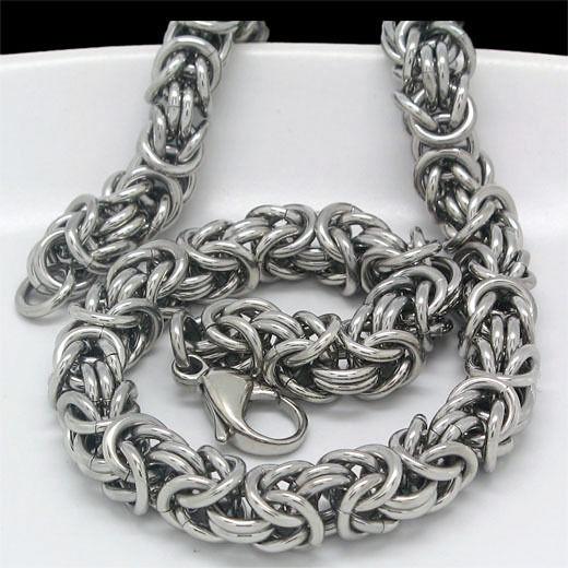 Ланец от стомана