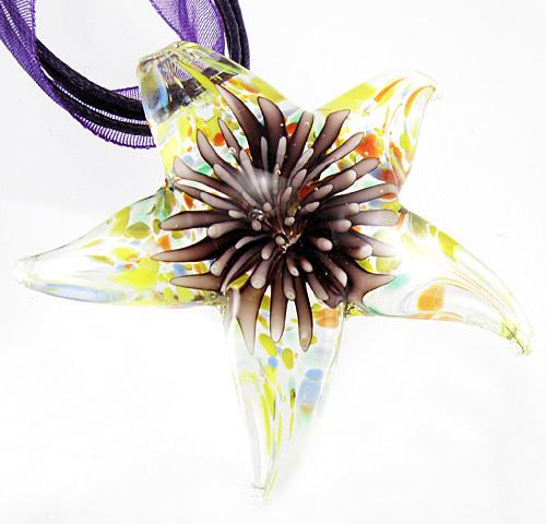 Звезда от кристално стъкло 1