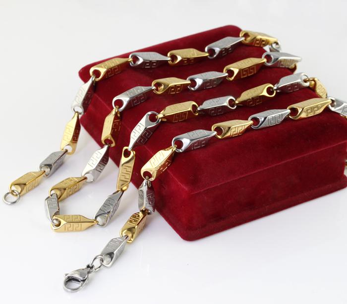 Ланци от стомана