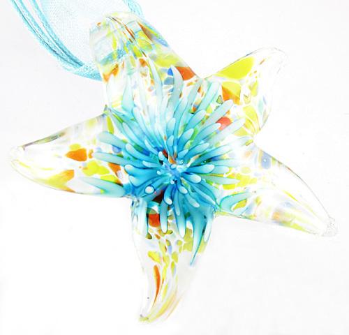 Висулка от Кристално триизмерно стъкло 9
