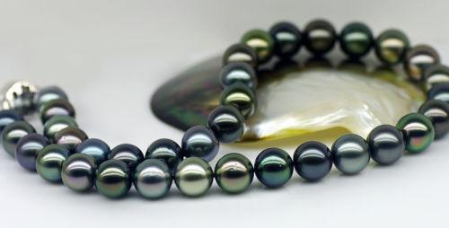 Бижута-комплекти от естествени перли