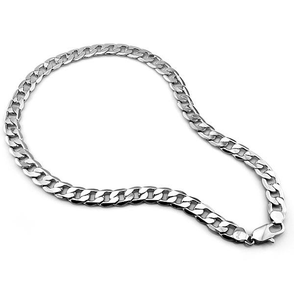 Мъжки ланец-синджир от стомана.Бижута от стомана