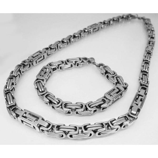 Луксозни бижута от стомана