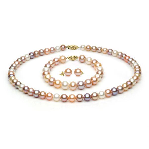 Бижута от перли.Естествени перли от о-в Майорка