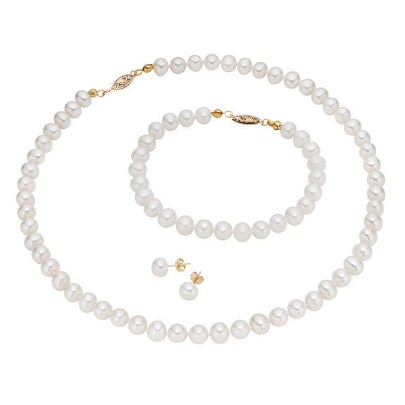 Бижута от естествени перли от о-в Майорка