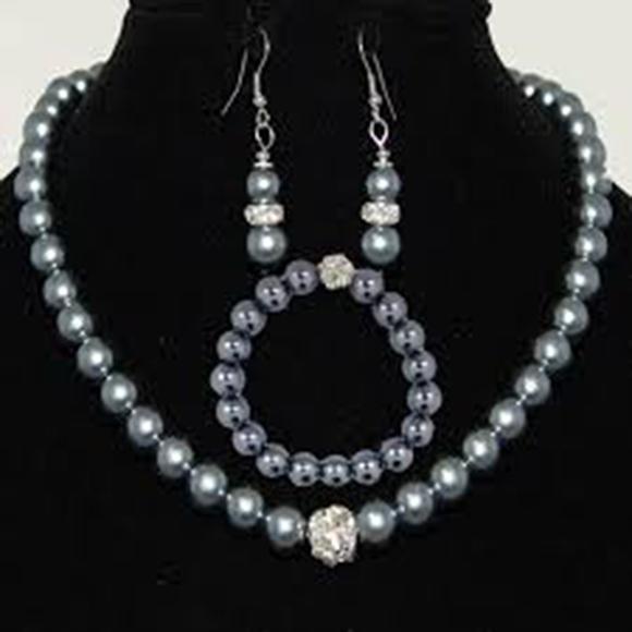 Сиви перли.Перлени изкушения от Елиза Кристал
