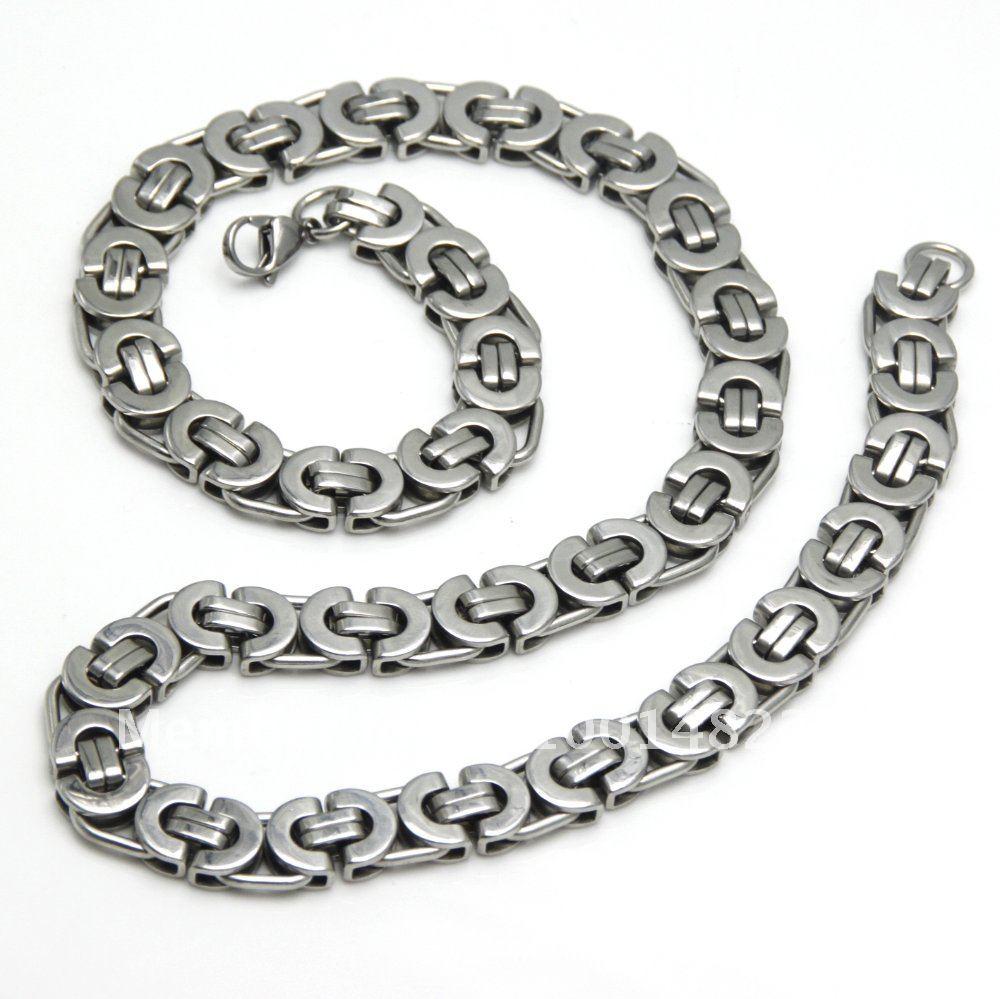 Мъжки ланец от стомана К13