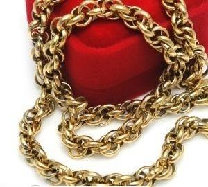 Дамски ланец от стомана -К2 -бижута