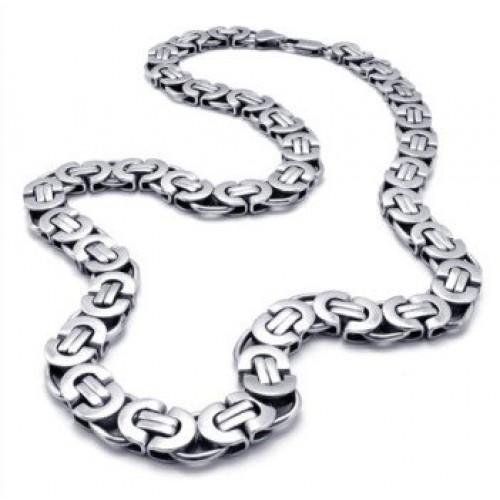 Ланци от стомана-бижута от стомана