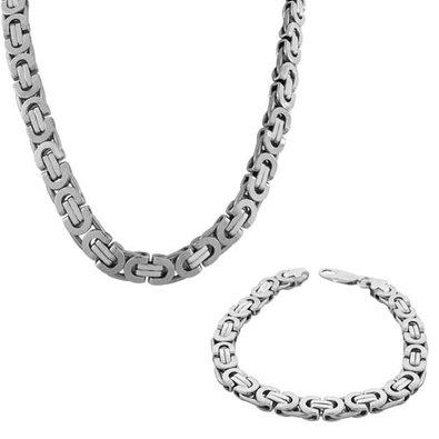 Ланец от стомана-бижутерия за мъже