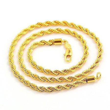 Дамски ланец от стомана-бижута
