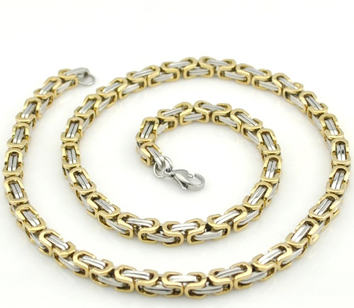 Ланец от стомана-уникален подарък