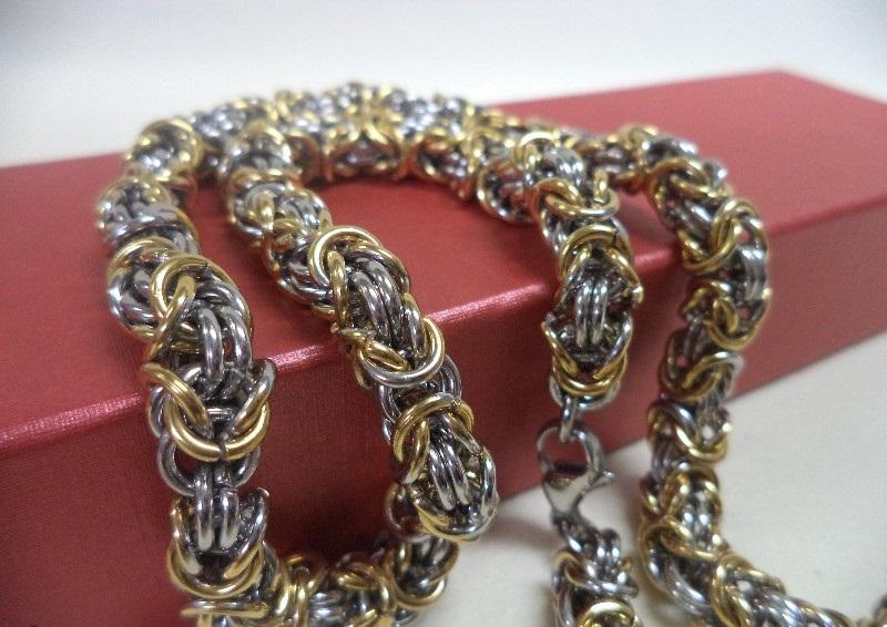 Ланец от стомана бижута 19