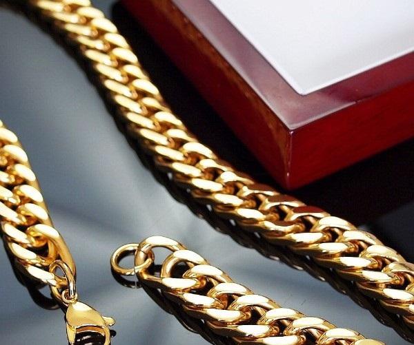 Ланец от стомана бижута 27