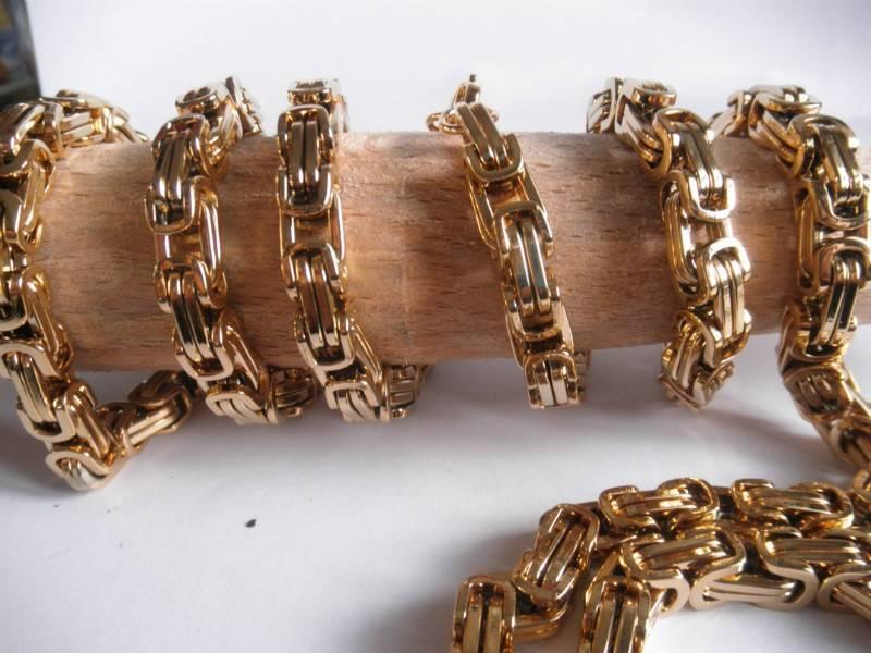 Мъжки ланец от стомана код 230
