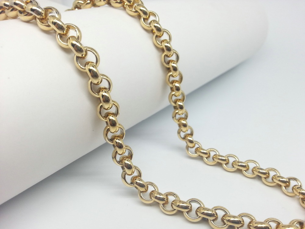 Уникат-дамски ланец от стомана