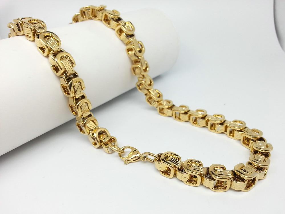 Ланец от стомана-бижута за жени-мода