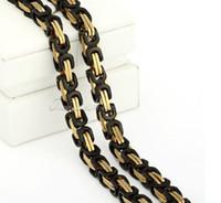 Мъжки ланци от стомана-бижута от стомана