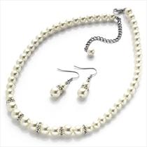 Бижута от естествени перли.Комплекти от перли.Бижута от перли