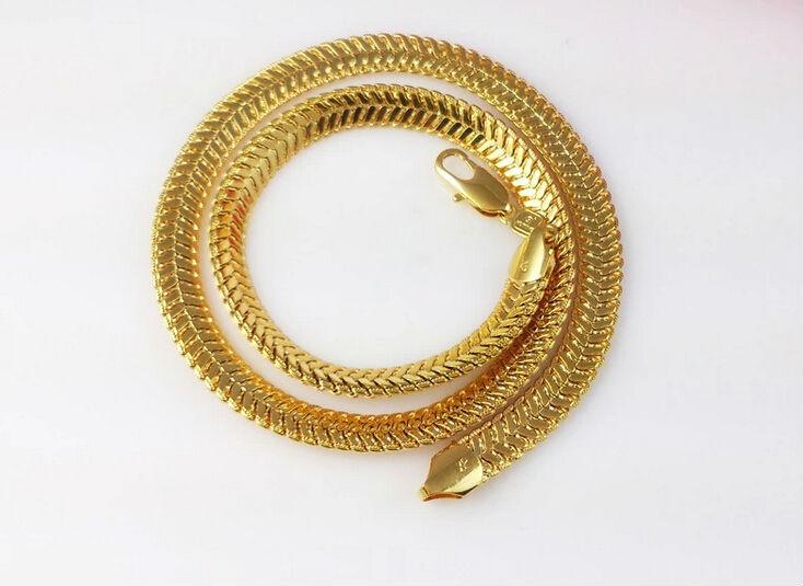 Ланец за жена от стомана-бижута