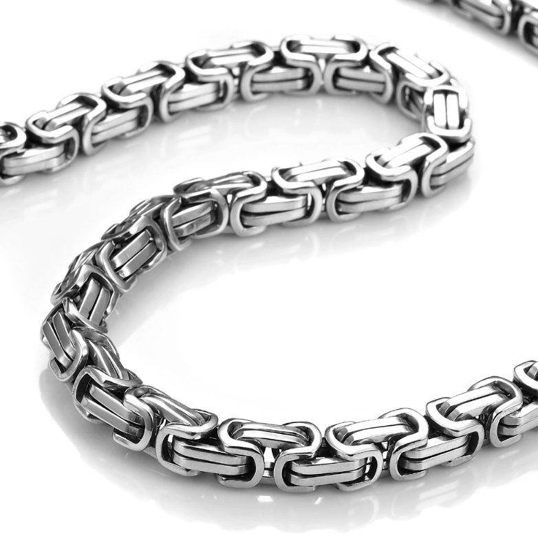 Масивен ланец от стомана-мода,бижута