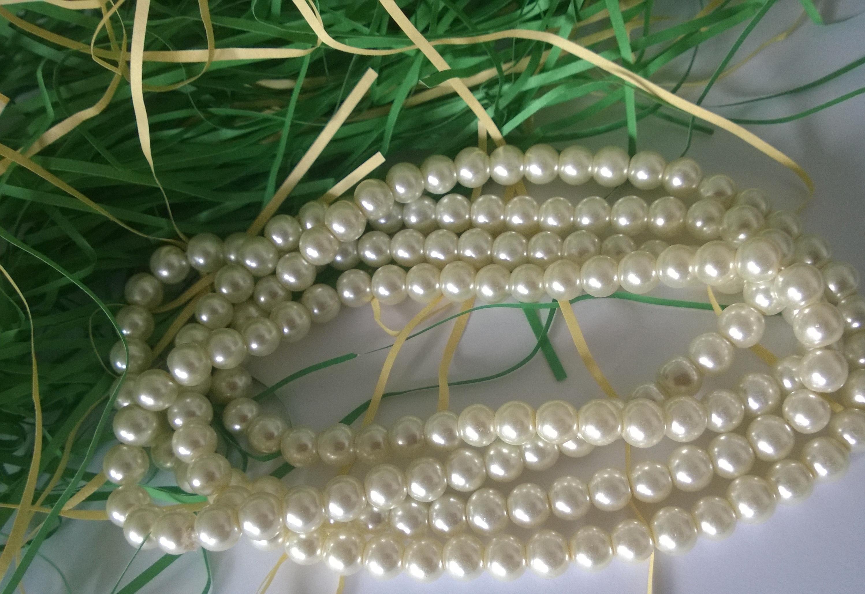 Огърлица от култивирани перли за 7 лв
