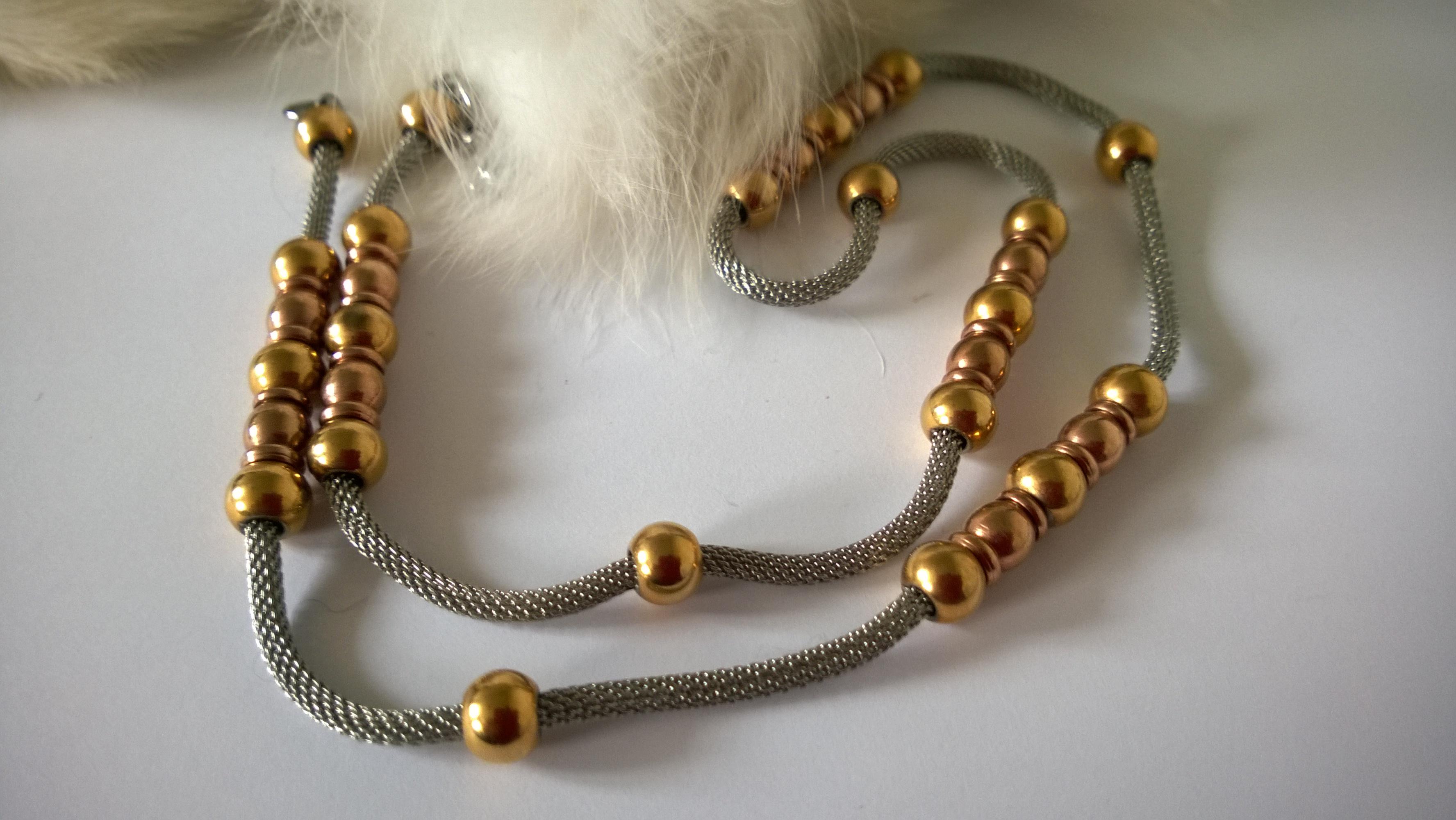 Дамски ланец от стомана