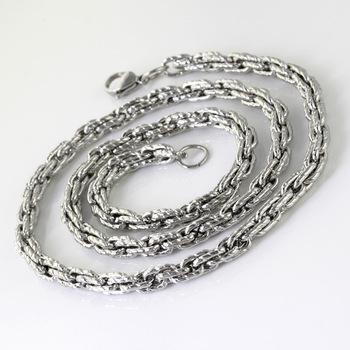 Ланец от стомана-бижутерия