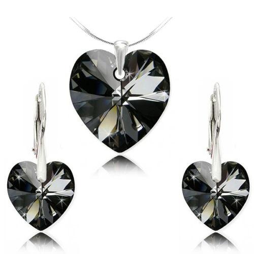 Бижута от Сваровски елементи-уникални бижута с красив кристал