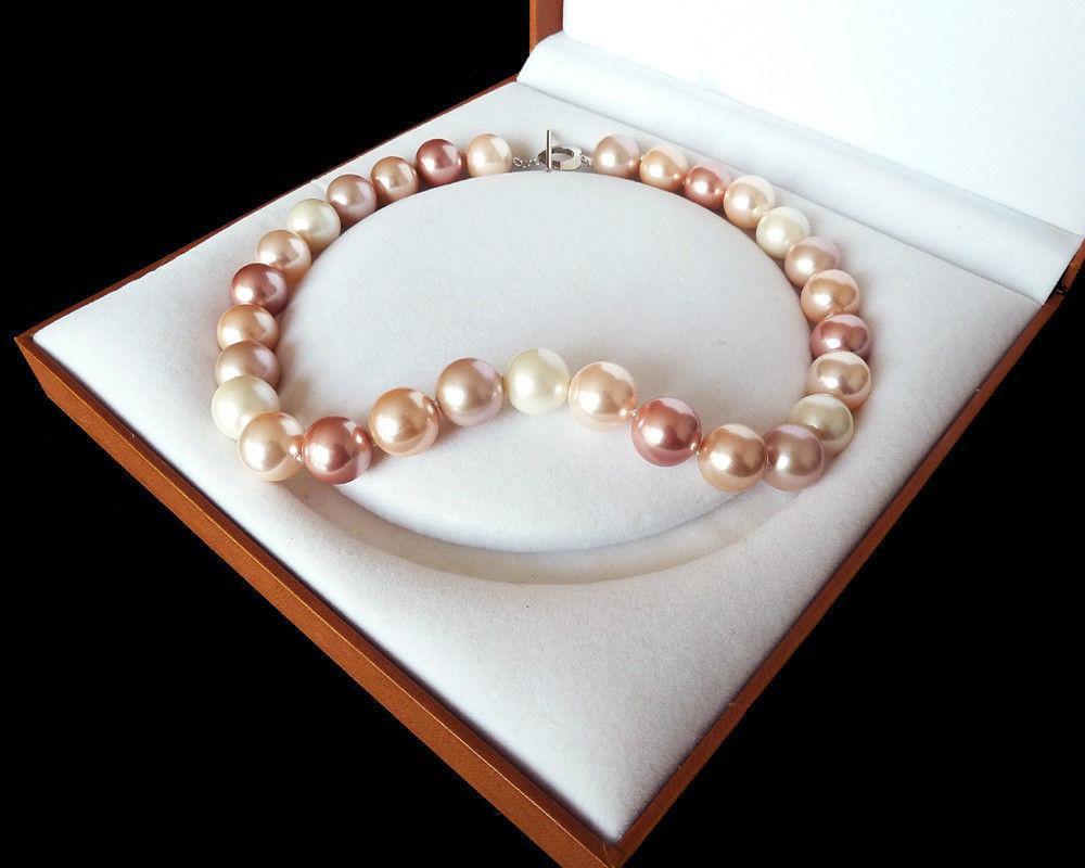 Дамска гривна от естествени перли от о-в Майорка-бижута,гривни
