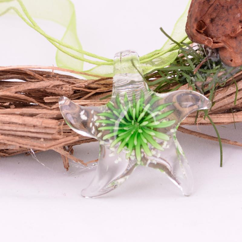 Звезда от кристално стъкло 2