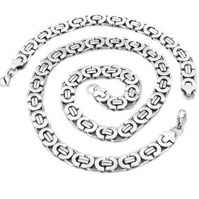 Ланец от стомана за мъже-мода онлайн магазин за бижута