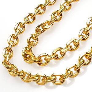 Ланец за жени от стомана-бижутерия