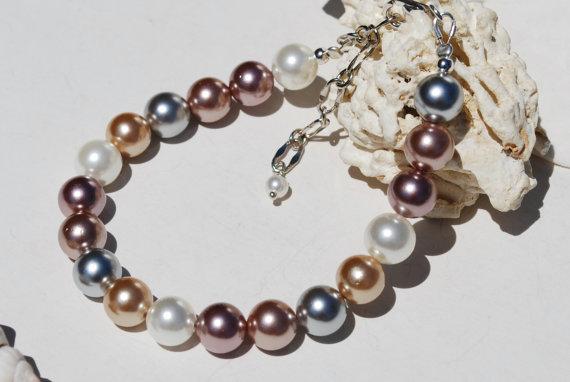 Закачлива оферта за -гривна от естествени перли