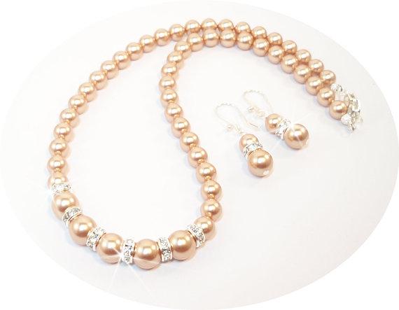 Бижута с перли