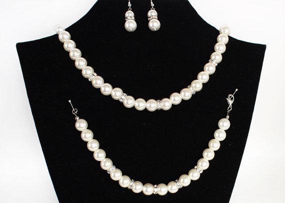 Бижута с естествени перли