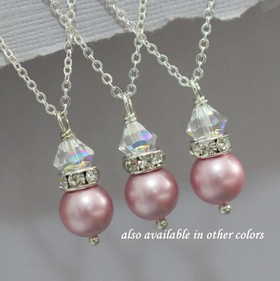 Колиета с перли