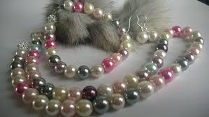 Бижута с естествени перли от о-в Майорка