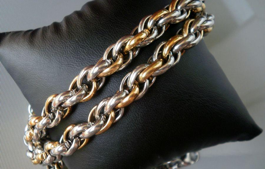 Ланец от стомана бижута 17